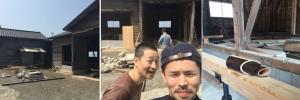 小森社長と竹之助