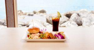 越前海岸の遊んで食べれるカフェレストラン【FAN's】