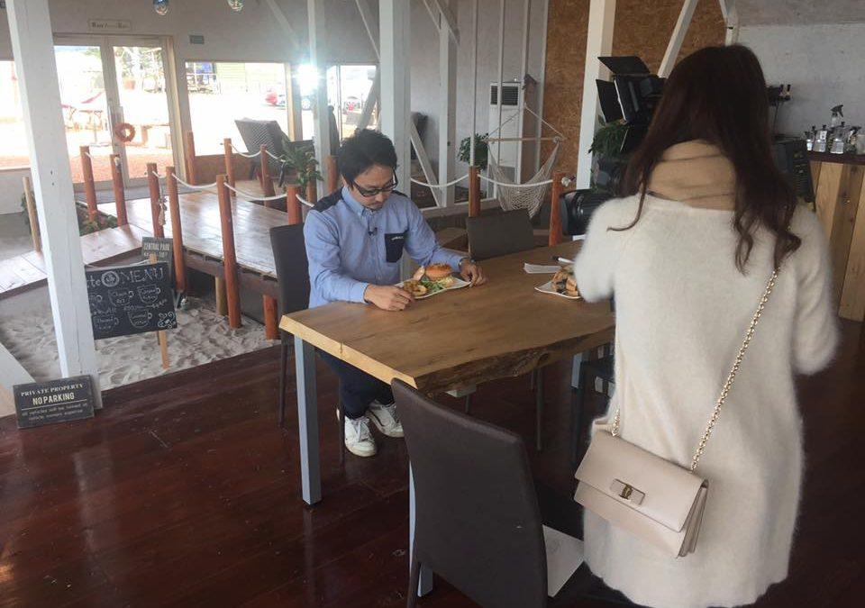 今日は福井ケーブルTVさんの撮影です!