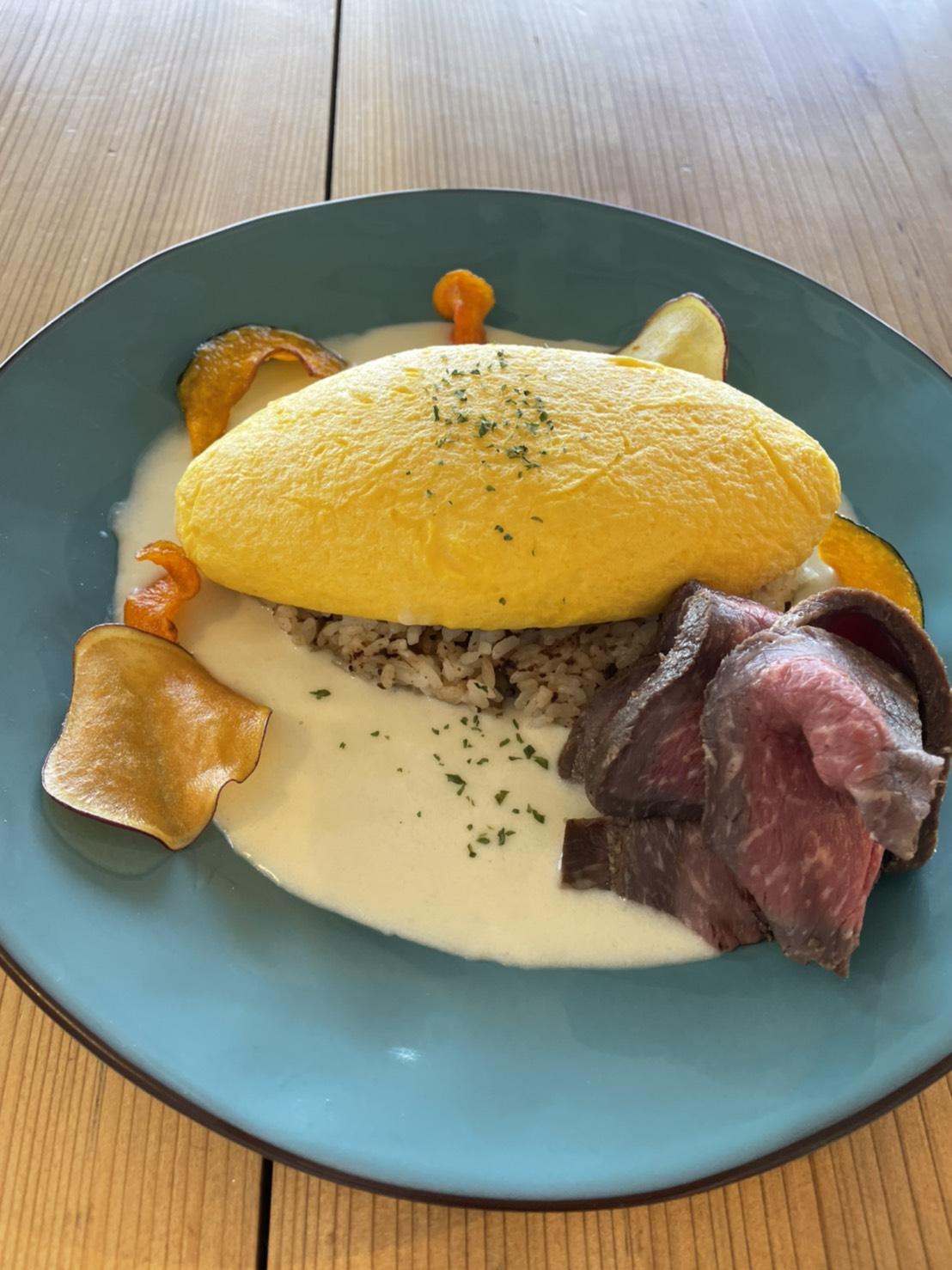 FAN's kitchen|越前海岸のカフェ・レストラン|メニュー表2